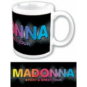 Mug Madonna - Sticky & Sweet Tour