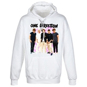 Pull-over à Capuche One Direction Flowers (in M)