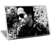 Sticker Lenny Kravitz Love Revolution Pour Macbook Air 11