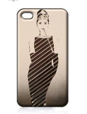 Coque Iphone5 Audrey Hepburn