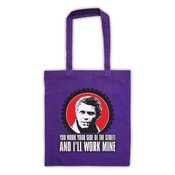 Bullitt Steve Mcqueen Your Side Of The Street Sac D'emballage