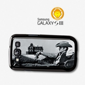 Coque Samsung Galaxy S3 James Dean Sitting On A Car