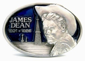 Lourd Buckle M. James Dean, Limited Edition, Rebel