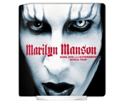 Musicskins Sticker Marilyn Manson Manson Guns Pour Seagate Freeagent Desk (import Royaume Uni)