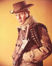 Steve Mcqueen As Josh Randall From Wanted: Dead Or Alive #2 - Photo Cinématographique En Couleur - Affiche - 60x50cm