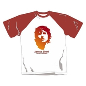 T-shirt James Blunt Back To Bedlam (in Xl)