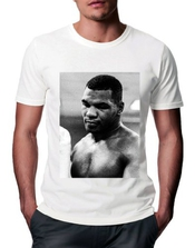 Mike Tyson Training T-shirt - Homme