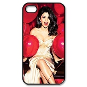 Covermonster Selena Gomez Hard Case Cover Skin For Iphone 4 4s