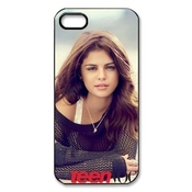 Covermonster Selena Gomez Hard Case Cover Skin For Iphone 5 5s