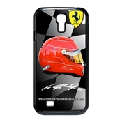 Custom German F1 Legend Rider Michael Schumacher Black Plastic Case For Samsung Galaxy S4 I9500 Cover