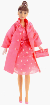 Barbie Collector # 20665 Audrey Hepburn