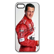 Conception Fia Formula 1 World Championship Michael Schumacher Apple Iphone 5 5s Meilleur Cas Coquille Durable