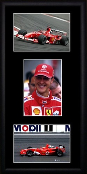 Michael Schumacher Photo Encadrée