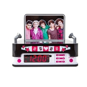 One Direction 1d Alarm Clock With Fm Radio