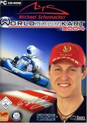 Michael Schumacher World Tour Kart 2004 - Ensemble Complet - 1 Utilisateur - Pc - Cd - Win