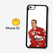 Michael Schumacher Illustration F1 Formula One Coque Pour Iphone 5c A1045
