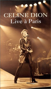Céline Dion : Live In Paris [vhs]