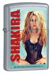 Zippo - Briquet Lighter Shakira Collection - Made In Usa - #28029