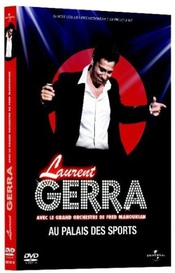 Laurent Gerra (& Le Grand Orchestre De Fred Manoukian) Au Palais Des Sports