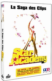 Star Academy : Tous Les Clips - Edition 2 Dvd