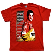 Michael Schumacher Rouge T-shirt, Taille L