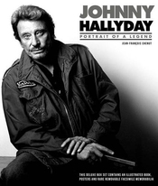 Johnny Hallyday Portrait Of A Legend