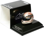 Michael Schumacher 1:8 Scale Replica Helmet 300th Gp Spa 2012