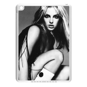 Ipad Air Case Cover-american Famous Singer & Actress Britney Spears Printed (plastic And Tpu) -02