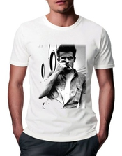 James Dean Vintage Portrait T-shirt - Homme