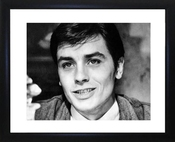 Alain Delon Photo Encadrée