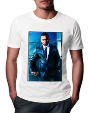 Chris Brown T-shirt - Homme
