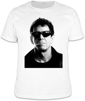 The Velvet Underground Lou Reed Portrait T-shirt