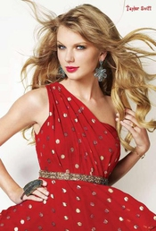 Taylor Swift Country Pop Rock Singer Wall Decoration Poster Size 23.5