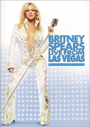 Britney Spears : Live From Las Vegas [vhs]
