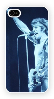 Bruce Springsteen The Boss Blk Art Design Case Pour Iphone 5c