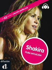 Shakira : Pra Intuicion (1cd Audio)