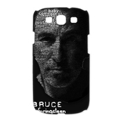 Welcome! Bruce Springsteen American Rock Star In 70s Samsung Galaxy S3 I9300 3d Case Cover Best Protective Hard Plastic Cover