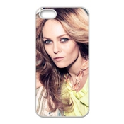 France Famous Singer Vanessa Paradis Iphone 5/5s Case, C??sar Awards Best New Starlet Vanessa Paradis Iphone 5/5s Protector