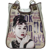 Radio Days Audrey Hepburn Sac D'épaule Sac à Main Femme Nouvelle Collection 2014