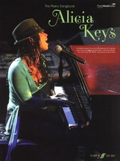 Alicia Keys: The Piano Songbook. Partitions Pour Piano, Chant Et Guitare