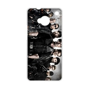 Hot Hollywood Movie The Expendables2 Stills Htc One M7 Hard Snap-on Case,barney Ross Sylvester Stallone Htc One M7 Protector