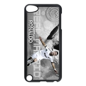 Diy Design Real Madrid Cristiano Ronaldo Football Star Ipod Touch 5th Hard Case