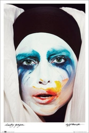 Poster Lady Gaga - Applause - Affiche à Prix Abordable, Poster Xxl
