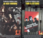 Jean-jacques Goldman : Tour & Detours / Au New Morning [vhs]
