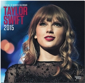 Calendrier Taylor Swift 2015