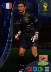 Fifa World Cup 2014 Brazil Adrenalyn Xl Hugo Lloris Goal Stopper