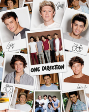 Poster One Direction 106066