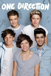 Poster One Direction 106095
