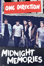 Poster One Direction 107907