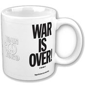 Tasse John Lennon - War Is Over